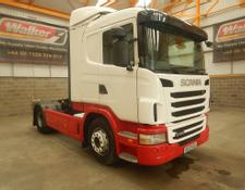 Scania G400 HIGHLINE EURO 5 4 X 2 TRACTOR UNIT - 2012 - DC12 KCU