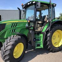 Used John Deere 6120R Tractors for sale - tractorpool co uk