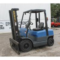 Used Hyster Fork-lift truck for sale - tractorpool co uk
