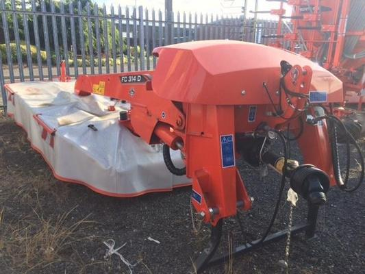 Kuhn 4M011075 - New  FC314D-FF Mower Conditioner