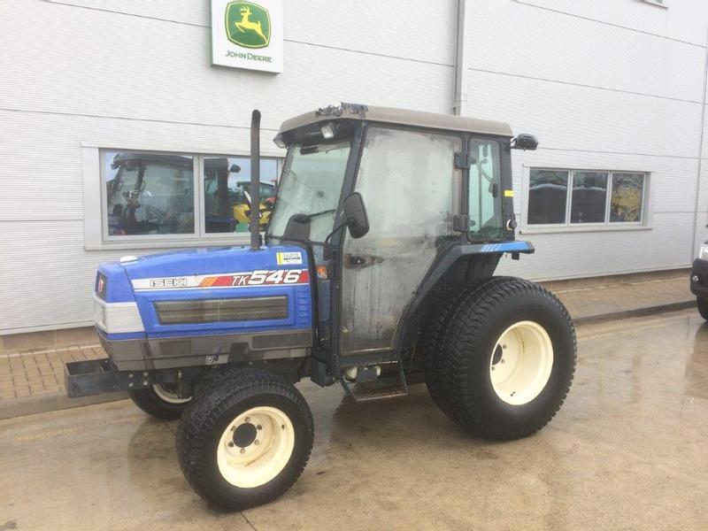 used iseki tractors for sale tractorpool co uk rh tractorpool co uk