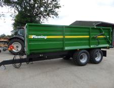 Fleming TR14 14 TONNE TIPPING TRAILER