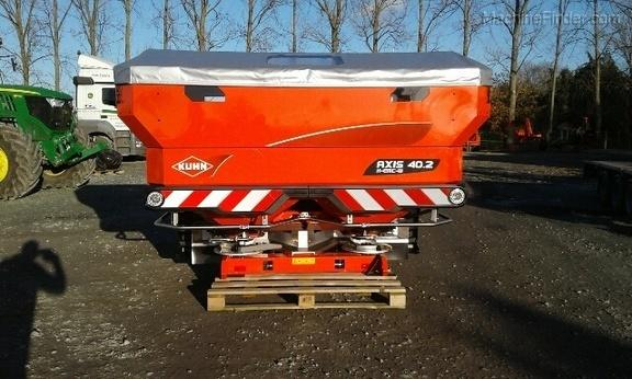 Kuhn Axis 40.2 M-EMC W Fertiliser Spreader