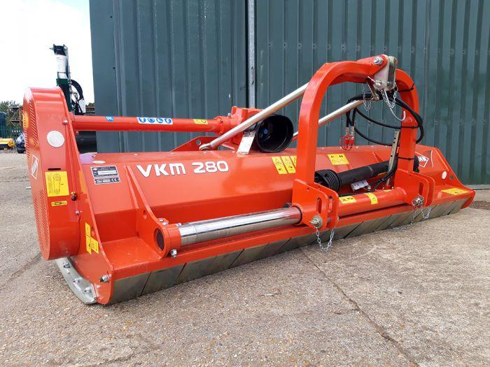 Kuhn VKM 280 Flail Shredder