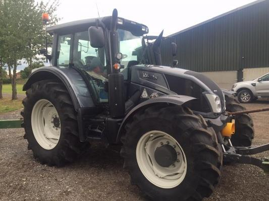 Valtra T2013971 - 2014  N163D 4WD Tractor