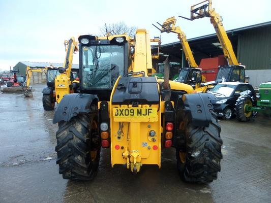 JCB  526-56 AGRI PLUS LOADALL