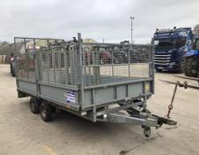 Ifor Williams 14 Foot LT146G Trailer