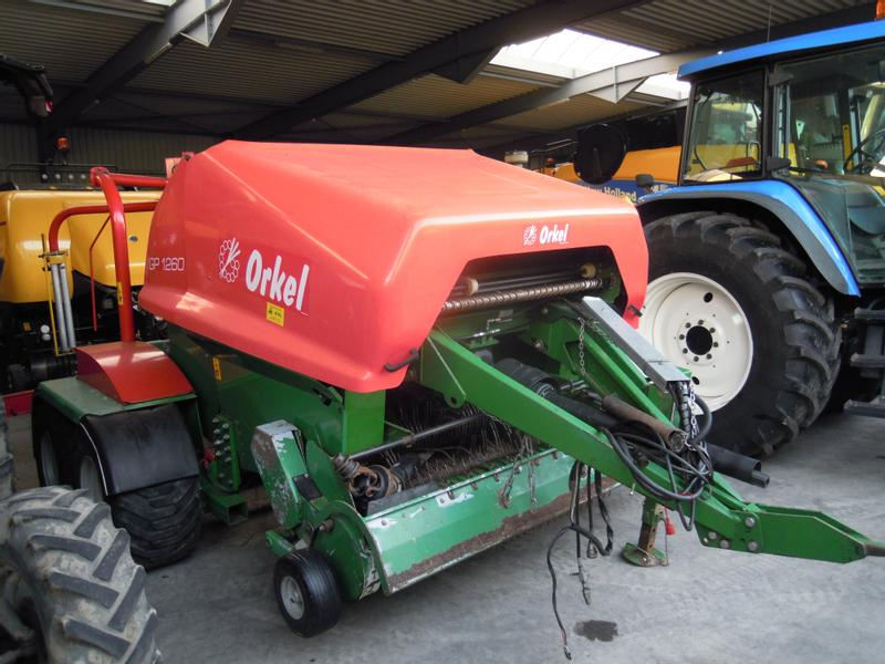 Orkel Agronic GP 1260