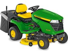 used john deere x350r lawn mowers ride on lawn mowers for. Black Bedroom Furniture Sets. Home Design Ideas
