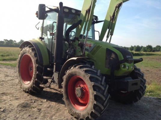Claas TRACTEUR ARION 410 CIS