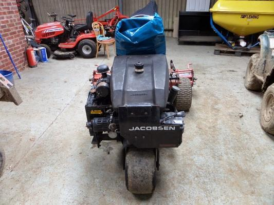 JACOBSON CYLINDER LAWNMOWER