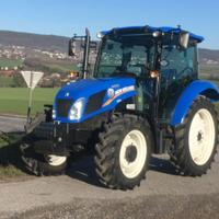 Used New Holland T65 Tractors for sale - tractorpool co uk