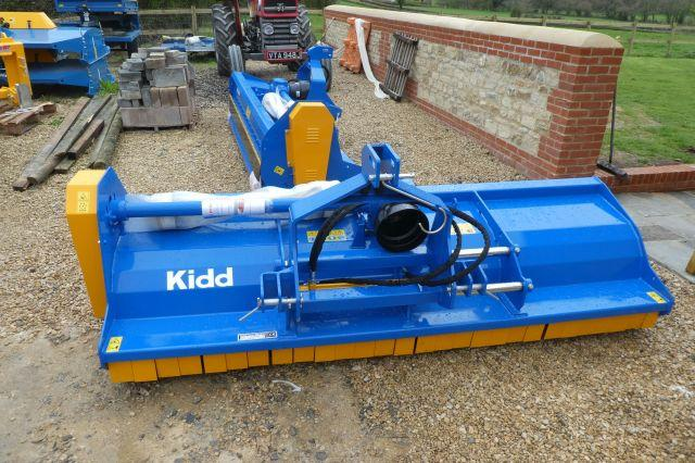 KIDD 280 FLAIL TOPPER NEW