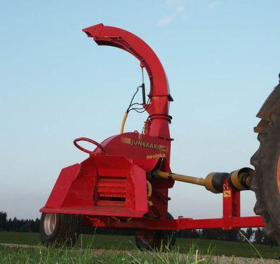 An example for used forestry technology: a wood splitter.