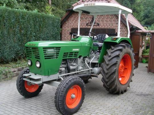 Deutz 6006 Used Tractorpool Co Uk